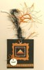 Cross stitch Candy Corn Tag photo